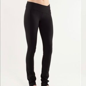Lululemon Black Presence Pant Leggings
